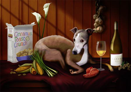 Harvest for a Greyhound (2010)